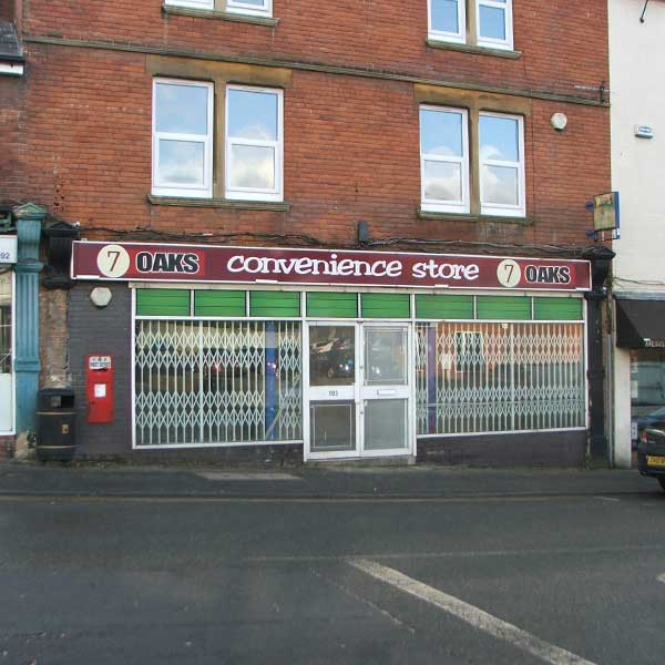 LOCK-UP SHOP UNIT TO LET - Salisbury And Co