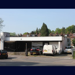 Self-contained Office/Retail Premises To Let