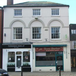 TOWN CENTRE OFFICE SUITE TO LET