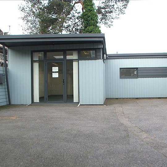 Sevenoaks Studio Office To Let