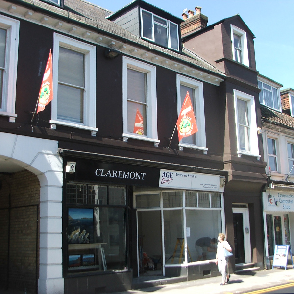 SHOP TO LET - Salisbury And Co