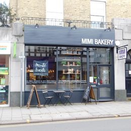 BUSINESS FOR SALE OR PREMISES TO LET