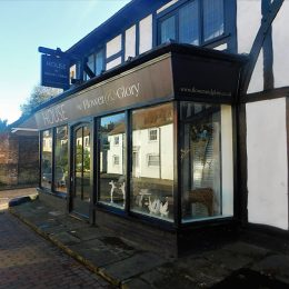 PROMINENT LOCK-UP SHOP – TO LET