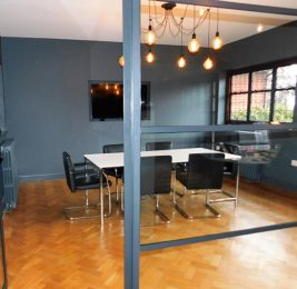 FURNISHED OFFICE SUITE TO LET