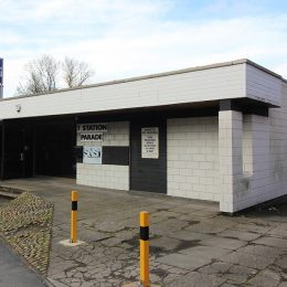 OFFICE/RETAIL UNIT TO LET