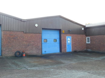 LIGHT INDUSTRIAL UNIT – TO LET